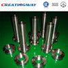 CNCの旋盤機械は旋盤回転アルミニウム機械化を分ける