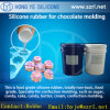 Alimento Grade FDA Liquid Silicone per Chocolate Molds Making