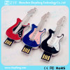 De Aandrijving van de Flits van de Juwelen USB van de Vorm van de gitaar (ZYF1915)