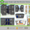Bewegliches ökonomisches Sandwicn Panel-vorfabriziertes Behälter-Haus