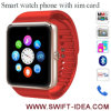SIM Card Slot (gt08)のBluetooth Smart Watch