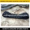미국 Mclaren 크롤러 400*90*47 Kubota DC60 크롤러 벨트의 고품질