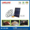 bulbo solar recargable de 12PCS SMD LED
