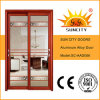 Grand Sliding Glass Door dans Aluminum Profile (SC-AAD006)