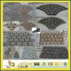 Granito/Basalt/Porphyry Cobble/Cube Paving Stone per Landscape, giardino (YYCV)
