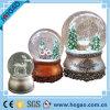 Глобус снежка декора рождества музыкальный