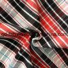 100%Cotton tessuto tinto filato (QF13-0215)