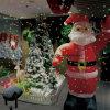 クリスマスのための太陽レーザー光線