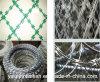 Arame farpado da lâmina/arame farpado sanfona/arame farpado de Yaqi Fio Engranzamento Companhia