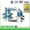 Étiquette complètement automatique Flexo Printing Machine Price de High Precision Yt Series