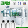 installation de mise en bouteille recouvrante remplissante de lavage Monobloc de la machine 3-in-1/eau
