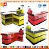 Einzelhandelsgeschäft-Supermarkt-System-Prüfungs-Kostenzähler-Kassierer-Schreibtisch-Tisch (Zhc25)
