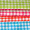 100 cotone Woven Grid Checks Men Shirts Fabrics con Multiple Colours