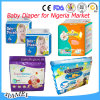 Economic Comfortable and Breathable Baby Diapers with Fast Absorption