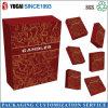 Serie agradable del caramelo del regalo de cumpleaños de mini caja de regalo que embala la caja linda rectangular