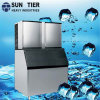 1000kg/Day кубик льда изготовления OEM Шанхай делая машину