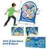 Giocattoli stabiliti di sport dei bambini della sfera dei sacchetti di sabbia dei giocattoli del ragazzo (H10260007)