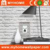 Papier peint de papier pur de brique pour la décoration