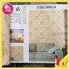 Papier peint de PVC de modèles de fleur de série de Ca pour le décor à la maison