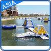 Grado comercial Aquaglide Freefall rebote inflable parque acuático en Venta