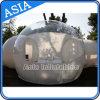 De geschikte Transparante Opblaasbare Tent van de Bel voor het Kamperen