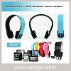 Auricular sin hilos estéreo del receptor de cabeza de Bluetooth V3.0 de la música para el teléfono móvil