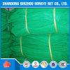 Grünes Aufbau-Gebäude-Baugerüst-Sicherheitsnetz, NylonPolyethlene HDPE Plastiktyp und