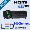 23 de Steun 1280*768 van talen 3500 LCD Lumen van de Projector