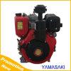 El comenzar de la mano y motor diesel eléctrico de la opción que comienza