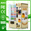 2016 새로운 디자인! 음료와 Coffee Vending Machine Af 60g C4
