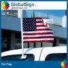 Shanghai Bandera Coche Globalsign personalizada en la ventana con el sostenedor