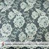 Tissu de lacet de cordon de fleur de mariage de mode (M2195-MG)