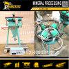 Xcts-300 Laboratório Minerals deslamagem Tanque Desidratação magnética para águas residuais