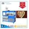 La machine en plastique d'aspiration de plateau de chocolat de sorties d'usine, machine en plastique d'ampoule, ce a reconnu