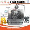 Automatische Öl-Füllmaschine mit CER u. Plomben-Zeile (GZS18/6)