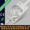 1 módulo impermeável do diodo emissor de luz do revestimento de PVC do PCS para a caixa leve