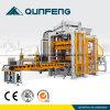 Macchina del blocco Qft5, macchina concreta del lastricato, macchina di pietra del bordo