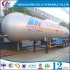 40cbm 2 Axle 3 Axle 40cbm LPG Tanker