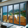 Раздвижная дверь рамки изоляции жары алюминиевая для виллы & дома (FT-D190)