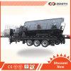 Preço móvel do triturador da grande capacidade do zénite com CE