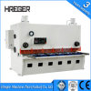 Bedeckt warm gewalzte Superlegierung QC11y-4X3200 CNC-Guillotine-scherende Maschine