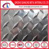 알루미늄 다이아몬드 Checkered 격판덮개 Polished 알루미늄 보행 격판덮개