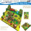 Campo de jogos favoritos das crianças encantadoras internas do castelo (HK-50209B)