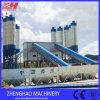 Planta de tratamento por lotes concreta estacionária Ready-Mixed do transporte de correia Hzs90