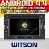Witson Android 4.4 System Car DVD pour VW Sharan (W2-A9245V)