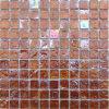 Tuiles de mosaïque en verre réutilisées iridescentes (TR05)
