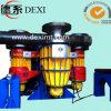 Máquina de dobra de alumínio inoxidável de dobra da tubulação da tubulação de aço de máquina de rolamento do perfil W24ypc-500 hidráulico