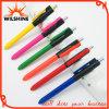 Promoción barato al por mayor fábrica de plásticos de la pluma del bolígrafo (BP1204)