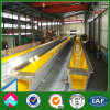 Ingegneria chiara del ponticello della struttura d'acciaio del Fiji per il disegno e la fabbricazione