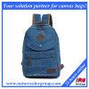 Школа Unisex сбор винограда вскользь резвится Backpack холстины рюкзака мешка (SBB-047)
